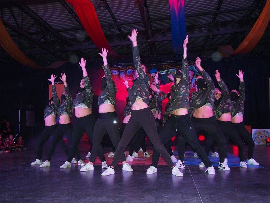 Hip Hop Dance 2018